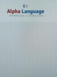 Alpha Languages LLC